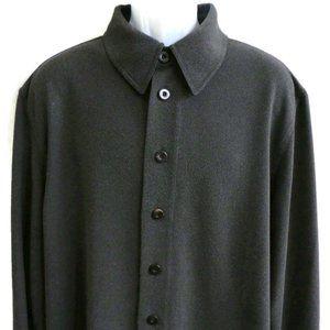 Giorgio Armani Luxury Shirt Italy Button Up